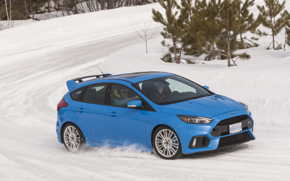 <p>2017 Ford Focus RS</p>