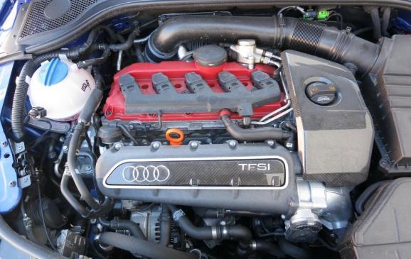 2012 Audi TT RS - Engine