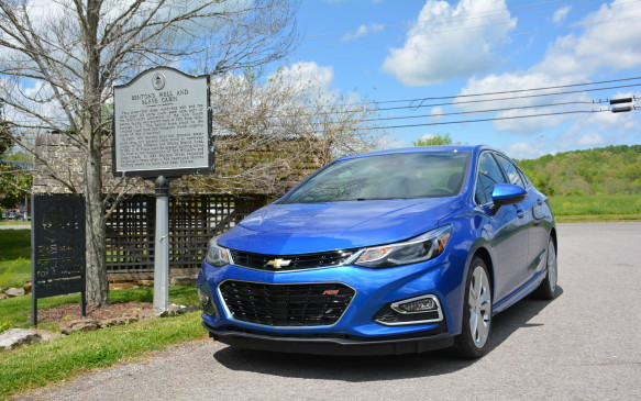 <p>The Chevrolet Cruze, introduced as a 2009 model to replace the Cobalt, gets its first major generational change with the 2016 model.</p> <p>By David Miller</p>