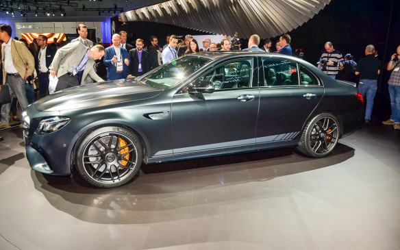 <p>Both trims are matched to a nine-speed dual-clutch transmission – a first for Mercedes-AMG. It will come with a new 4Matic AWD system and a fully variable torque split for optimal traction. Look for its release in the summer of 2017.</p>