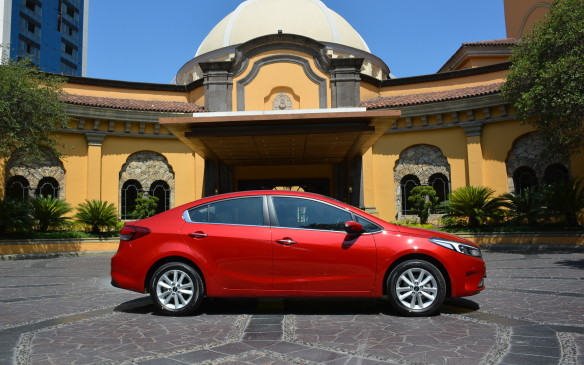 <p>The Forte sedan is well into production at KMM and will be arriving at Canadian dealerships at the end of July. The Forte5 hatch will be released in August, followed by the two-door Koup in late August/early September.</p>