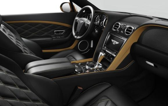 2015 GT Speed Convertible cabin