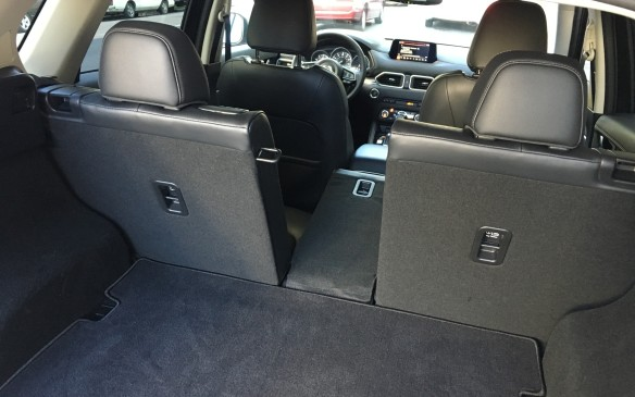 <p>Consumers asked for reclining rear seatbacks, so Mazda complied – the new model has two seatback positions, at 24 degrees and 28 degrees. The current model's seatback angle was fixed at 22 degrees, yet cargo volume remains the same. Heated rear seats are now available, there are two USB ports in the centre armrest and the rear HVAC vents are now mounted in the centre console. The console and shift lever have been raised to match the level of the door armrests, making things more comfortable of the front row occupants.  </p>