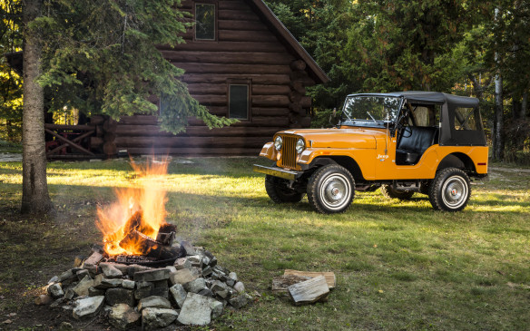 <p>The CJ-5 had the longest production run of any Jeep: more than three decades, selling more than 600,000 vehicles in 150 countries.</p>