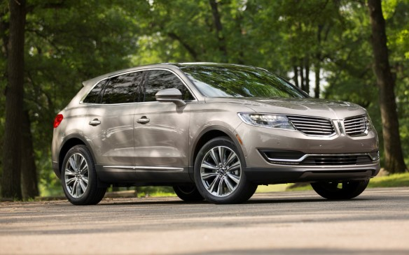 "<p>Based on the same architecture as the Ford Edge and built in the same Canadian plant, the MKX is all about luxury – from its ""Bridge of Weir"" leather trim and Harmon Kardon Revel sound system to its 22-way adjustable driver's seat and remote-controlled climate system.</p>"