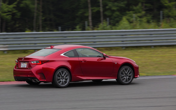 <p>The rear-drive 350 version with 330 horsepower is the one to have, although the tighter ride and faster reactions of the vocal V-8-powered RC F would be appreciated by some. Either way, it's a more left-field option than the typical Audi A5 or BMW 4 Series.</p>