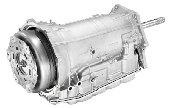 GM 8L90 Eight-Speed Transmission