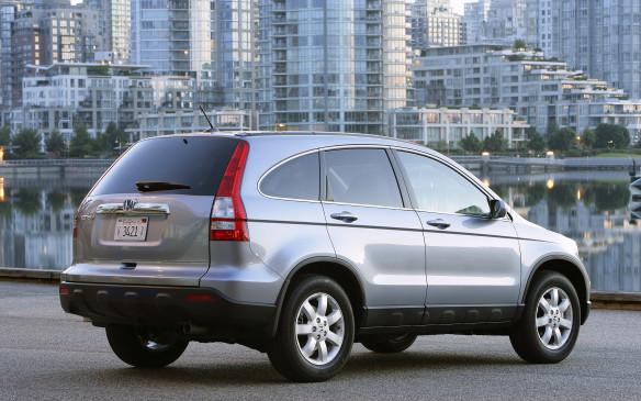 <p>2008 Honda CR-V</p>