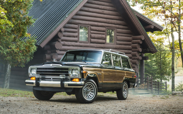 <p>The Wagoneer also grew up in the early '80s, offering the larger Grand Wagoneer.</p>