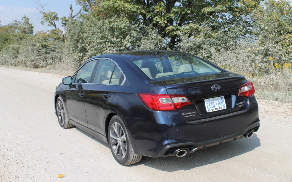 <p>2018 Subaru Legacy</p>