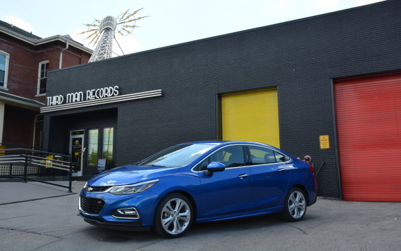 <p>The compact Cruze is GM's best-selling car and sits fourth in the Canadian passenger car segment so far in 2016. According to a Maritz study, the Cruze has a 51.4% re-purchase loyalty, greater than any other compact car in Canada.</p>