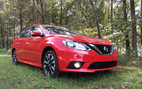 <p>2017 Nissan Sentra SR Turbo</p>