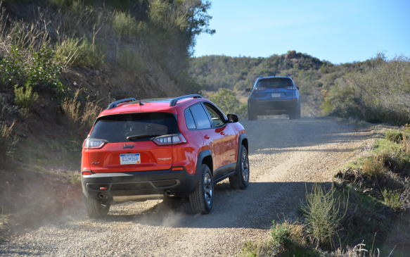 <p>The 2019 Jeep Cherokee will be available in showrooms in late March/early April.</p>