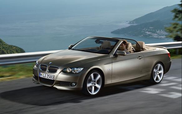 <p>2007 BMW 3 Series</p>