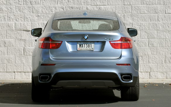 <p>Third on the Ontario list was a similar model from BMW, the 2009 X6 AWD four-door hatchback. The 2011 version of the same model was ninth on the list. Seems that thieves like utility and a luxury logo, never mind the looks.</p>