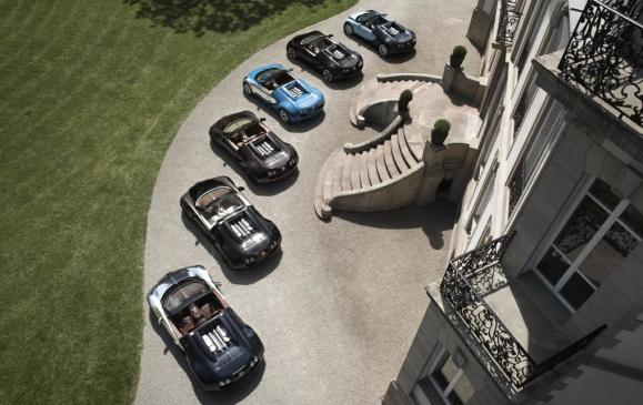 Bugatti Legends at Molsheim