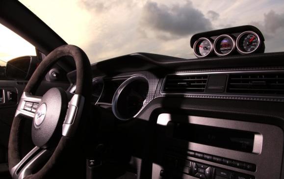 2012 Mustang Boss 302 - Instrument Panel