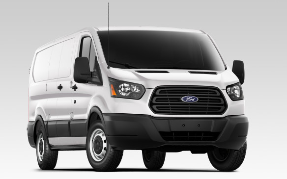 <p>Talk about long in the tooth: the Ford Econoline full-size van has been working the North American market largely unchanged (at least visually) since its 1975 introduction. It's finally been pushed into retirement by the Transit, Ford's Euro-design utility van that's been the segment's best-seller overseas for 40 years. Available in short, medium and long wheelbase configurations, as well as a bunch of cargo and seating capacities, the box-on-wheels Transit also offers a very substantial tow rating of up to 3,400 kg (7,500 pounds).</p>