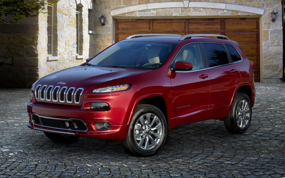 <p>Jeep has realigned the trim levels of its mid-size Cherokee SUV for 2018, enhancing <strong>t</strong>he list of standard equipment. The base Latitude includes such standard features as 17-inch aluminum wheels, fog lamps and high-intensity discharge (HID) headlamps, roof rails, rear back up camera, bright daylight opening (DLO) mouldings as well as body-colour mirrors and door handles. A new Latitude Plus trim has been added, featuring an 8.4-inch Uconnect radio with colour touch screen, SiriusXM Radio, keyless entry, cloth seats with leather inserts, leather steering wheel with audio controls, eight-way power driver seat with power four-way lumbar support, ambient lighting, 115-volt AC outlet at the back of the console and 17-inch aluminum wheels with a unique finish, all as standard equipment.  The Cherokee Trailhawk also adds new standard features, including blind-spot monitoring, cross path detection, rear backup warning and dual-zone automatic climate control. Added standard features on the Limited models blind-spot monitoring, cross path detection, rear backup warning and a power liftgate.</p>