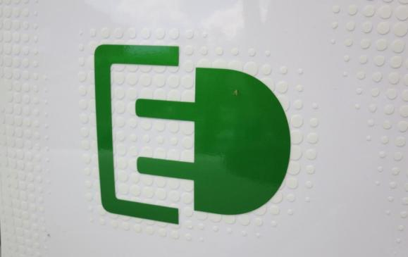 Smart fortwo electric drive logo