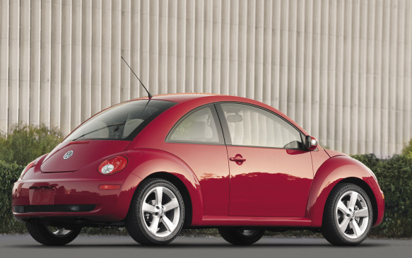 <p><strong>2006-10 Volkswagen New Beetle</strong></p> <p>Significantly, the 2006 refresh saw the adoption of VW's reliable 2.5-L five-cylinder gasoline engine, good for 150 hp. Optional was the TDI 1.9-L turbodiesel four-cylinder making 100 hp, which was sold briefly. The Mexican-built New Beetle can induce headaches, owners warn. Chief among them are persistent electrical issues, especially concerning the power windows, trunk release, door locks and short-lived headlamps. Other reported problems include faulty ignition coils, broken air conditioners, truculent transmissions, overheating engines and leaky fuel lines.</p>