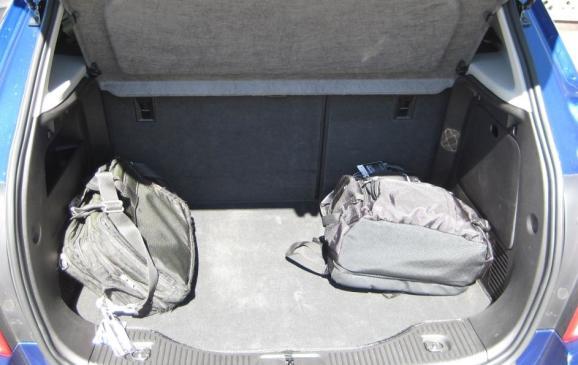 2013 Chevrolet Trax - cargo