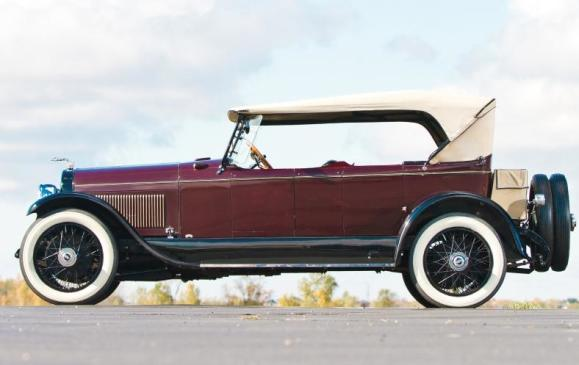 Old Cars - 1923 Lincoln L-Series Sports Phaeton