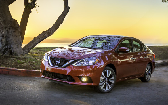 <p><strong></strong>With 3,532 sales, up 7.4% from a year ago, the compact Nissan Sentra ranks #23 in our Top 40.</p>