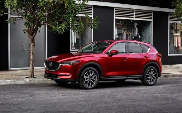 <p>Best Small Utility Vehicle in Canada for 2018: Mazda CX-5</p> <p>Runners Up: Honda CR-V, Nissan Rogue</p>