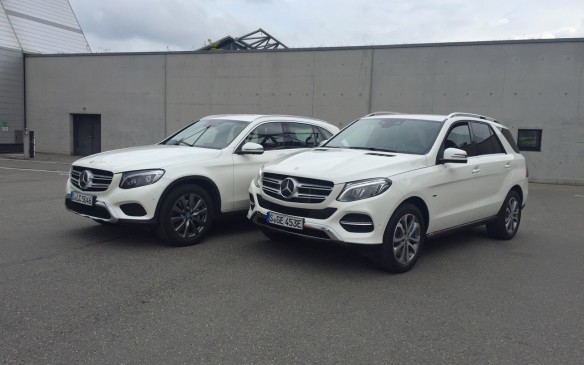 <p>Short test drives in the GLC 350e and GLE 500e showed that Mercedes has made great advances in this dual-mode technology, resulting in a seamless transition between the two methods of propulsion. The GLC 350e has a four-cylinder engine and electric motor with a combined output of 315 horsepower and 413 lb-ft of torque. It is rated at 2.6 litres/100-km on the highway and can run 34 km on electric power alone. The GLE 500e has a twin-turbo V-6 engine and an electric motor, with 436-horsepower, 480 lb-ft of torque and a fuel-consumption rating of 3.3 litres/100 km on the highway.</p>