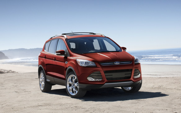 <p>The Ford Escape and Chevrolet Equinox shared top ranking in the compact SUV class, followed by the Equinox's sibling GMC Terrain.</p>