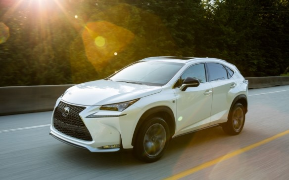 <p>Beyond its bold Lexus signature the brand's first luxury compact CUV also features its first turbocharged engine. The NX 200t is powered by a 2.0-litre four-cylinder turbo, with an output of 235 horsepower. It's also offered in NX 300h hybrid form.</p>