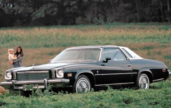 Buick - 1975 Regal Coupe
