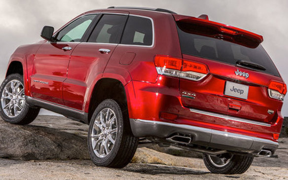 "<p><strong></strong>Another big gainer, sales of 3,474 Jeep Grand Cherokees were up by 51.9% to claim the #25 spot – ""with a bullet!""</p>"