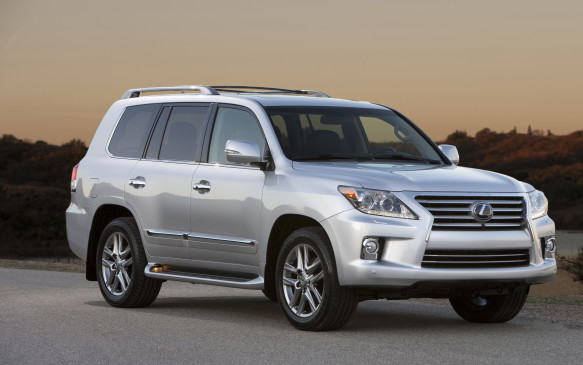 <p>9. Lexus LX570 – As Toyota's oldest nameplate, the Land Cruiser is often mentioned alongside Jeep and Land Rover as the world's longest serving veterans. It was sold in Canada until 1997, when Toyota decided its $75,000 sport utility might sell better with a Lexus badge. The latest redesign saw the LX mounted on a beefy box-sectioned frame shared only with the storied Land Cruiser. New electro-hydraulic shocks raise and lower the body to clear obstacles and trim aerodynamic drag at highway speeds.</p>