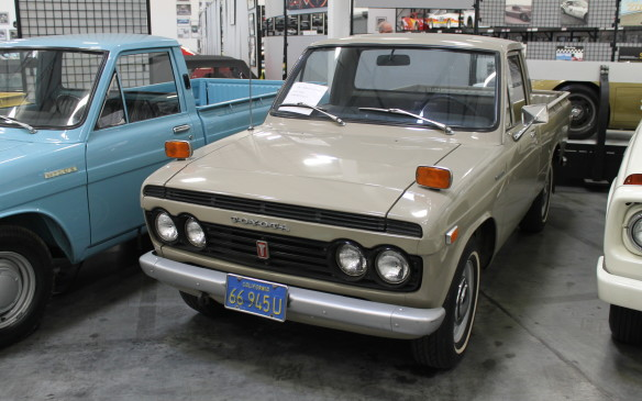 <p>The Stout was replaced in 1969 by the Hilux, which proved itself one of the most capable – and popular – small pickups on the market.</p>