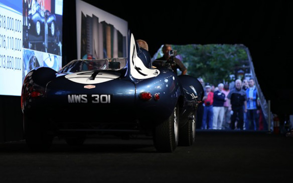 <p>This Le Mans-winning 1955 Jaguar D-Type Roadster was the week's top seller, fetching $21,780,000 (USD) at RM Sotheby's. Seven cars in total topped the $10-million mark, each with a unique providence. But there were many more sold in the 1-to-5-million dollar range that might prove to be relative bargains in comparison. Here are 15 of our favourites fin that range that could have been yours.</p>