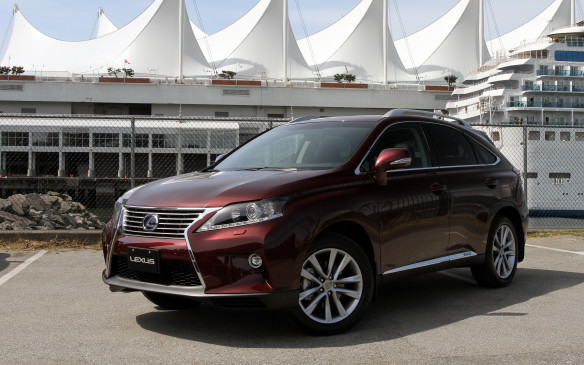 <p>Adjacent to the Corolla facility is the South Plant, which is the only plant outside Japan that builds Lexus vehicles. It produces the Lexus RX 350 crossover utility vehicle and earlier in 2014 added the RX 450h hybrid CUV to its production line.</p>