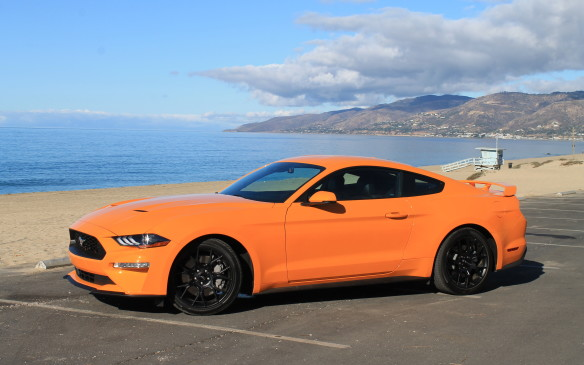 There's a whole raft of new technology in the 2018 Ford Mustang to bring it thoroughly up to date. It was designed with input from racers, enthusiasts, and video gamers. So what are some of the clever little features that you might not think about, but make it really stand out from both its predecessors and competitors? By Mark Richardson