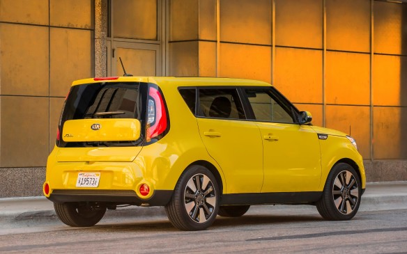 <p>Kia's multi-award-winning Soul was the only compact MPV to exceed the average score for the segment.</p>