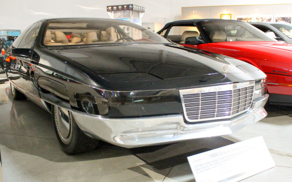 <p>Cadillac's designers did lose their way for a while, as illustrated by this 1988 Voyage concept car.</p>