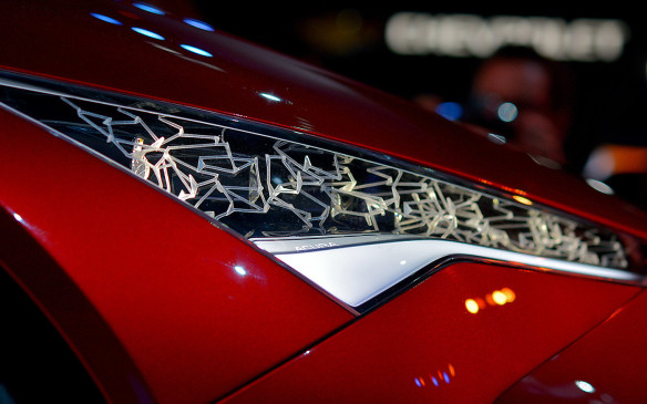 <p>Seen above is the incredibly complex headlamp from the aptly named Acura Precision concept vehicle unveiled at this year's North American International Auto Show in Detroit. Jewelry indeed!</p>