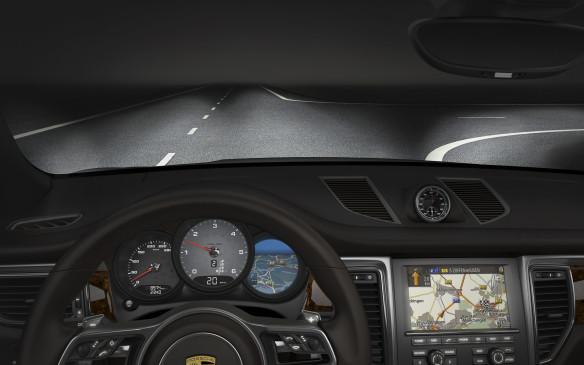 <p>2015 Porsche Macan S</p>