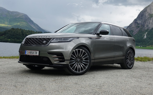 <p>The latest addition to the Range Rover family, the sleek and stylish new Velar nonchalantly slips into the previously gaping space between the sprightly, compact Evoque and the square-shouldered Sport. The Velar is slightly shorter and narrower than the Sport but a full 115mm lower and 230 kg lighter – and it's a beauty!</p> <p>By Marc Lachapelle</p>
