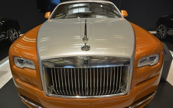 "<p>There was a time when Rolls-Royce wouldn't dare speak of such vulgarities as horsepower or acceleration times. That was also before they built a two-door coupe, the Wraith, and now we have its convertible variant, the Rolls-Royce Dawn. Although not as powerful as the convertible Bentley coupe, the Dawn is capable of a rather brisk 0-to-60 mph (100 km/h) run of 4.9 seconds. Called the ""sexiest Rolls Royce ever built"", this is one gorgeous car that defines the ultra luxury segment.</p>"