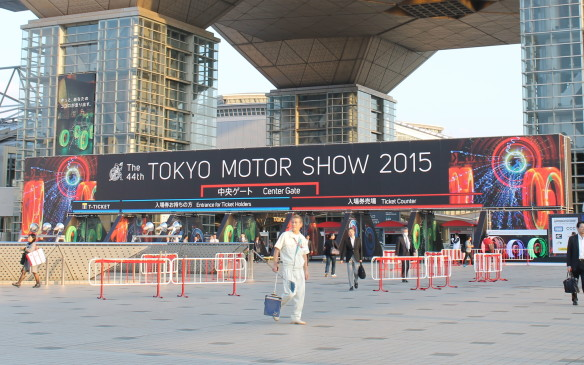 <p>The Tokyo Motor Show, held every two years, is a showcase for the Japanese auto makers.</p> <p>Words and Photos by Mark Richardson</p>