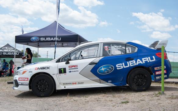 <p>Toronto Subaru Club Hyper Meeting - 2017</p>