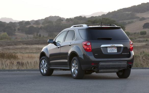 <p>2015 Chevrolet Equinox</p>