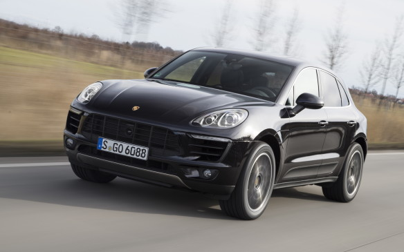 <p><strong>Highest-ranked Premium Compact SUV: Porsche Macan.</strong></p> <p>Runners-up: BMW X4 and Mercedes-Benz GLC</p>