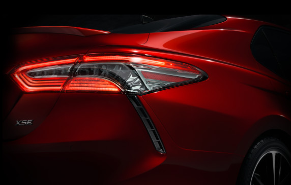 <p>A completely redesigned 2018 Toyota Camry will be revealed in Detroit with an on-sale date scheduled for late 2017.  </p> <p>As the No.1 selling passenger car in the United States, there's no question how important the Camry is to the Toyota brand. In the past couple of years, the Camry has been the best-selling Canadian mid-size sedan and the Japanese brand is hoping it stays that way thanks to this new look that sits on Toyota's latest global architecture.</p> <p>At a time when mid-size sedan sales have decreased in favour of SUVs, it will be interesting to see how a more aggressively-styled Camry will fare in late 2017 and beyond. </p>